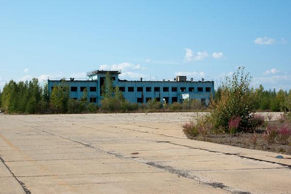 Аэропорт Синегорье