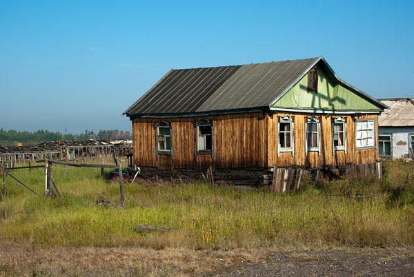 Село Колымское