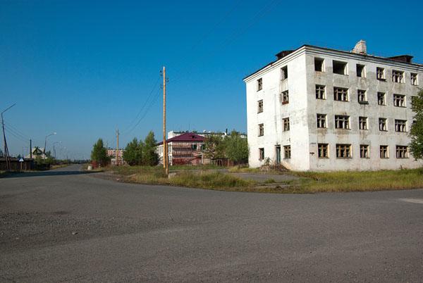 поселок Сеймчан